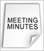 Committee Meeting Minutes icon